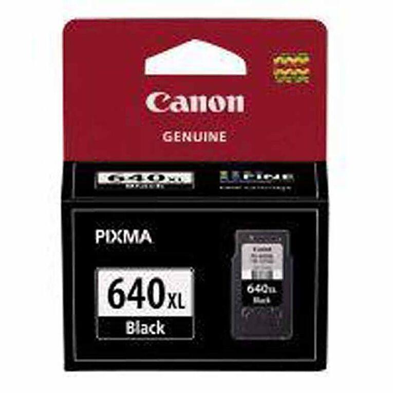 Canon PG640XL Ink - Black, , hi-res