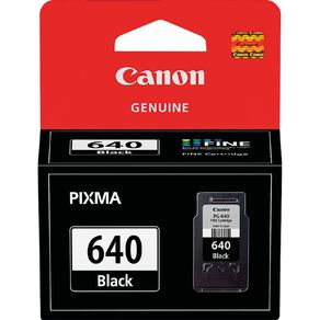 Canon PG640 Ink - Black