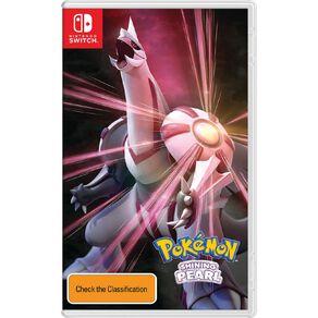 Nintendo Switch Pokémon Shining Pearl