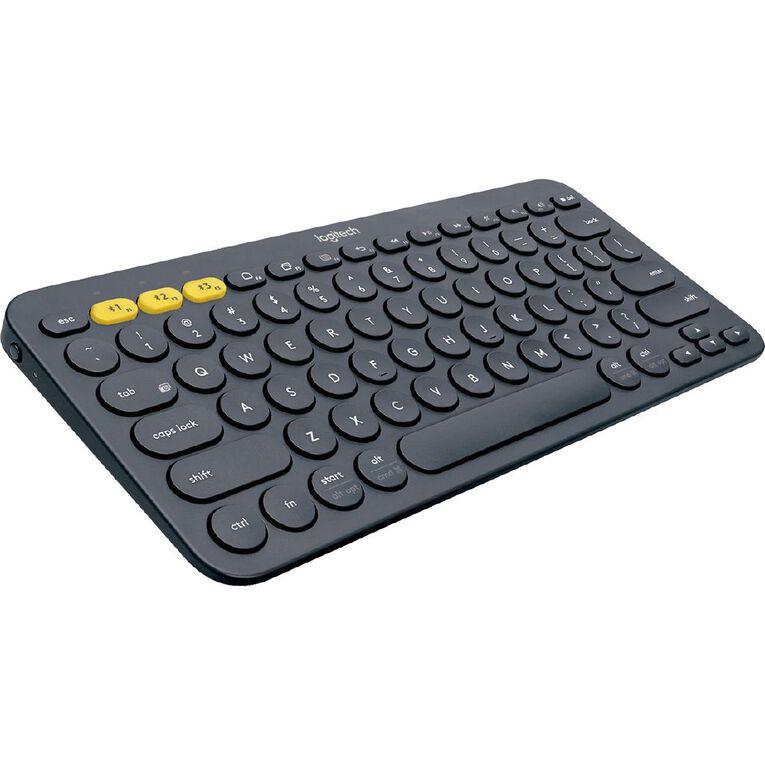 Logitech Multi-Device Bluetooth Keyboard K380 Black, , hi-res