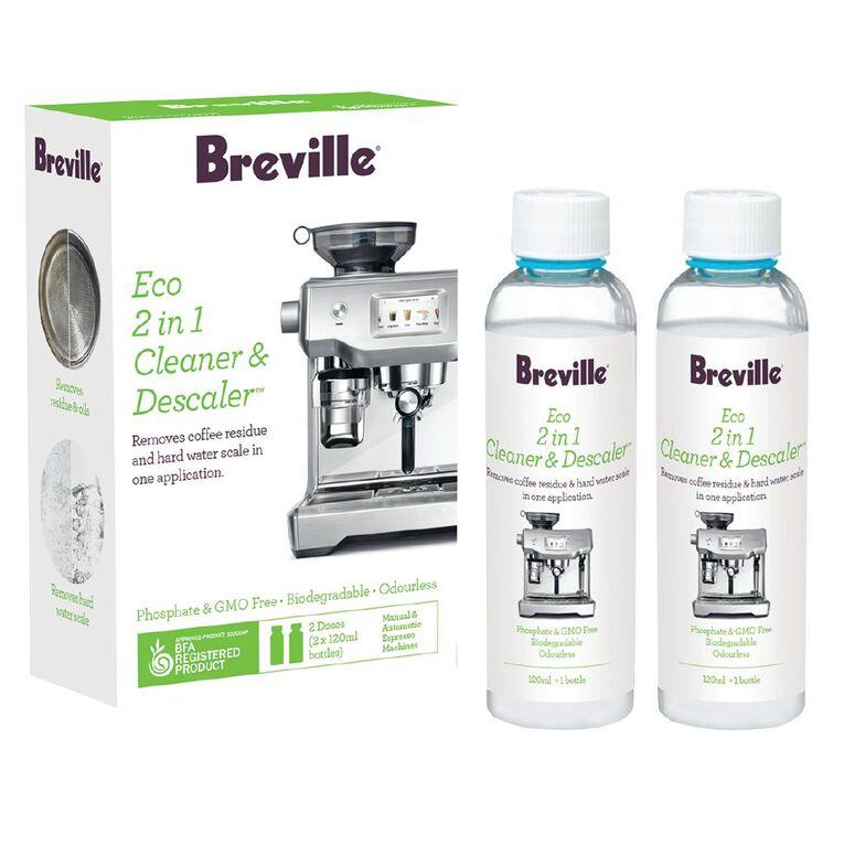 Image of Breville Eco 2 in 1 Cleaner & Descaler