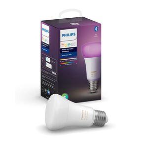 Philips Hue 9W Color Bulb with Bluetooth A60 E27 (Edison Screw Base)