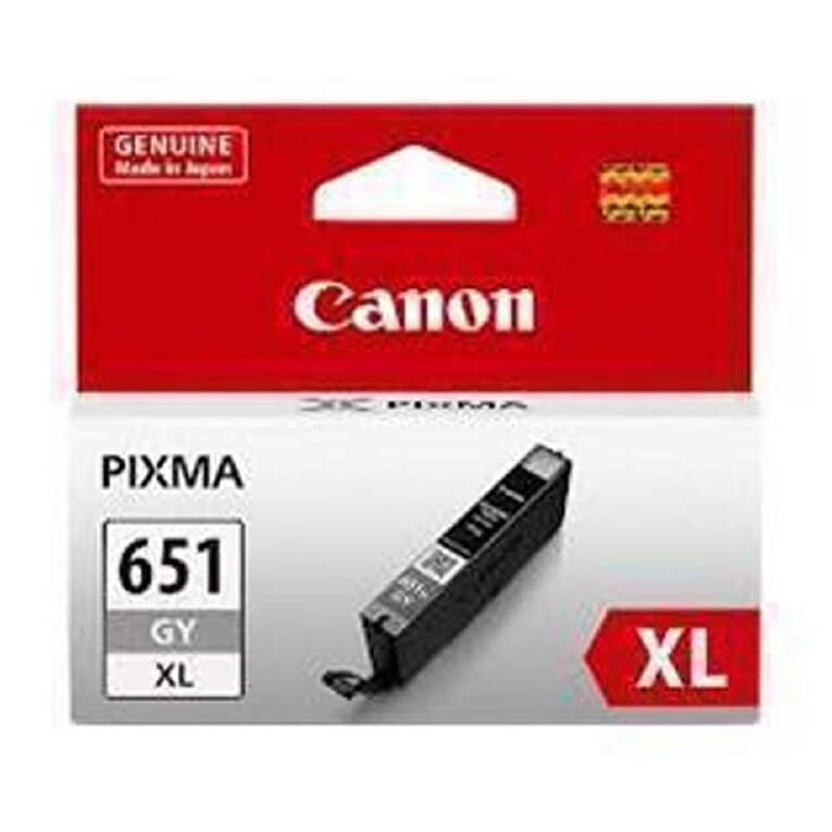 Canon CLI-651XL Ink - Grey, , hi-res
