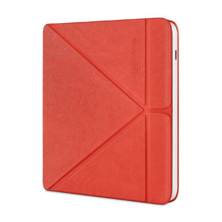 Kobo Libra 2 Poppy Red Sleepcover, , hi-res