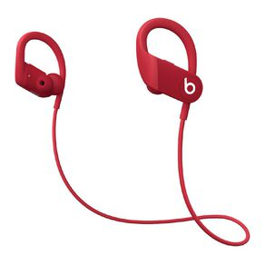Beats Powerbeats High-Performance Wireless Headphones - Red