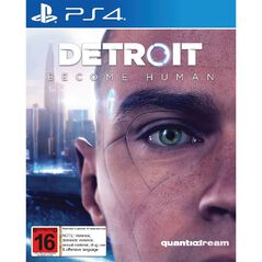 PlayStation 4 Detroit: Become Human