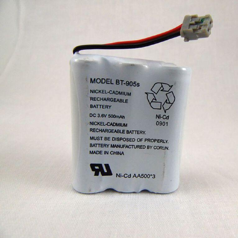 Uniden BT905 phone battery, , hi-res