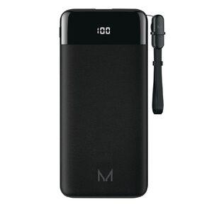 Moyork WATT+ 10000MAH PD Lightning/USBC/USBA/Micro PB -Raven