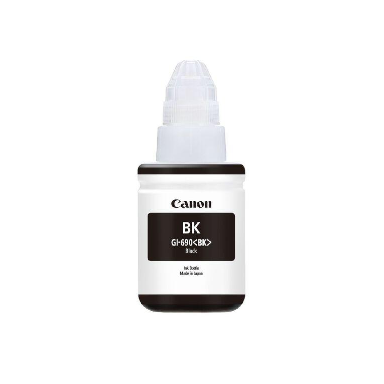Canon GI690BK Ink Bottle - Black, , hi-res