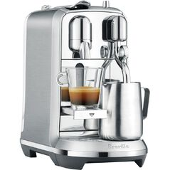 Nespresso Breville Creatista Plus Coffee Machine Stainless Steel