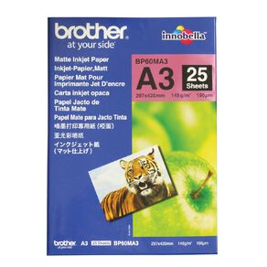 Brother Matte A3 Photo Paper