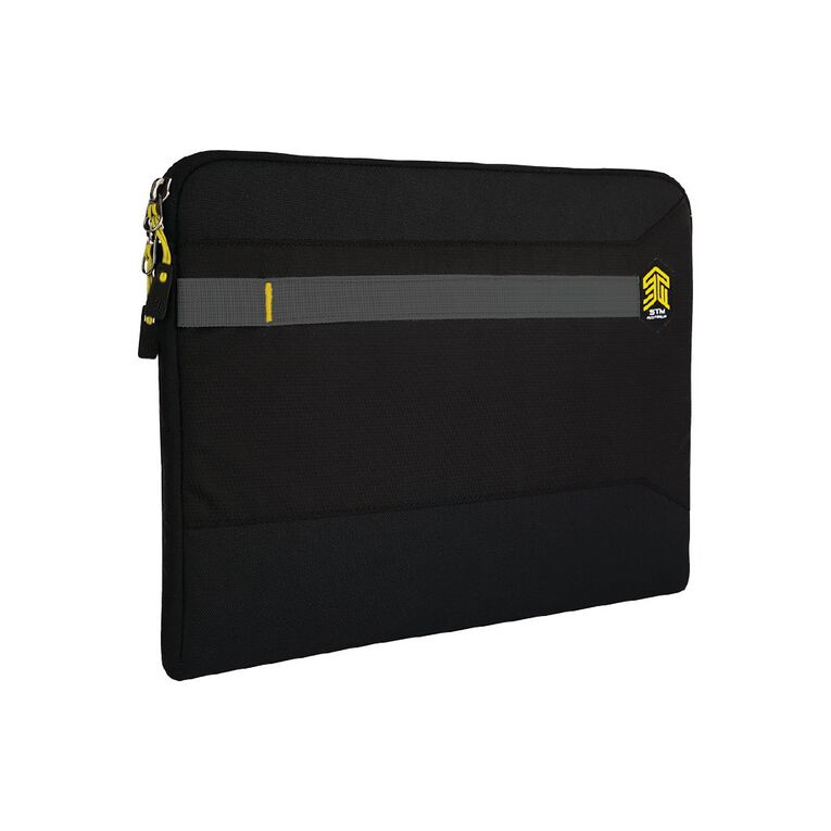 "STM Summary 13"" Laptop Sleeve - Black, , hi-res"