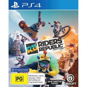 PlayStation 4 Riders Republic