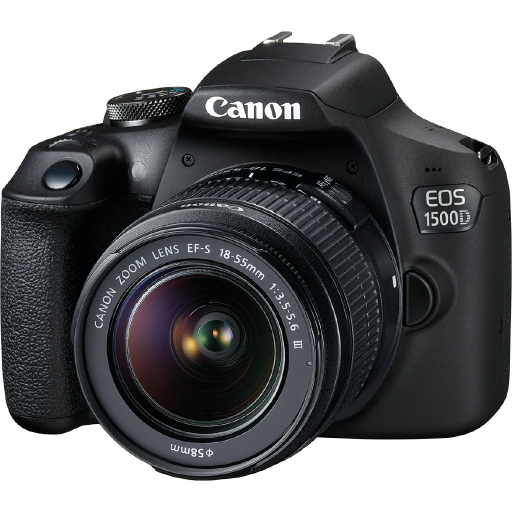 Canon 1500D Camera Single Lens Kit