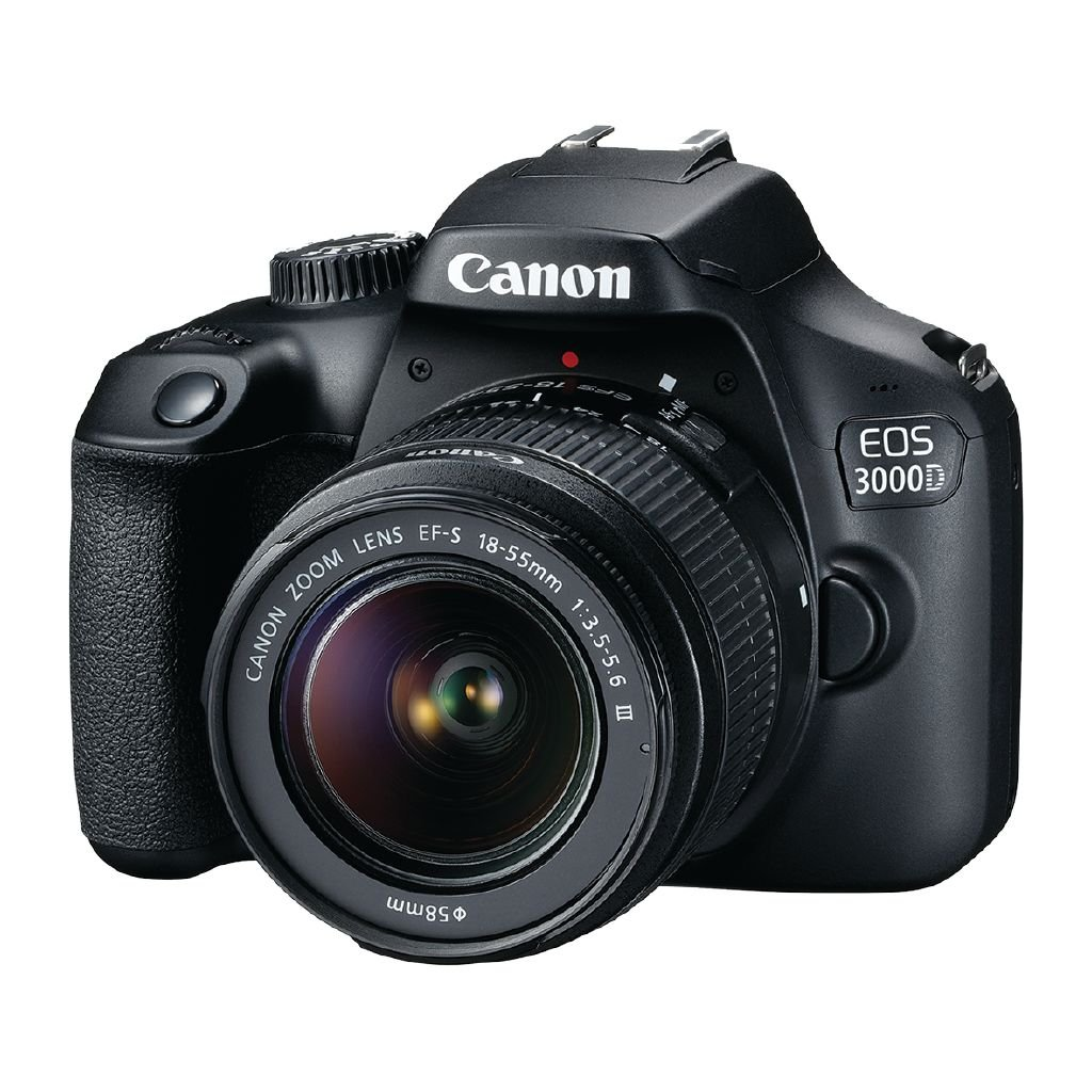Canon 3000D Camera Single Lens Kit
